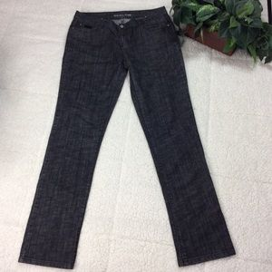 Michael Kors Black Wash Women's Jeans Sz 8